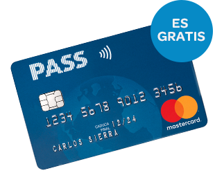 como solicitar la tarjeta pass