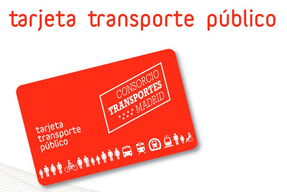 que se necesita para tener tarjeta transporte