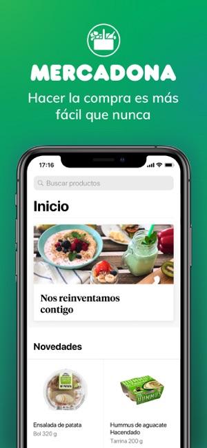 app tarjeta mercadona