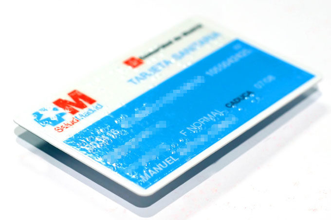 tarjeta sanitaria españa via internet