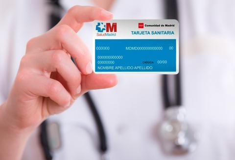 tarjeta sanitaria de españa