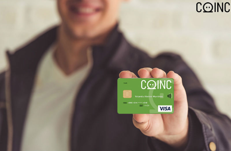 tarjeta credito coinc