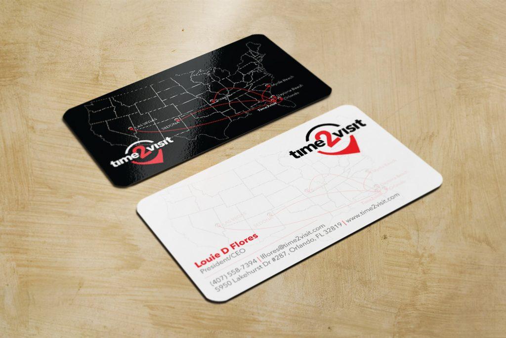 tarjeta de visita diseño