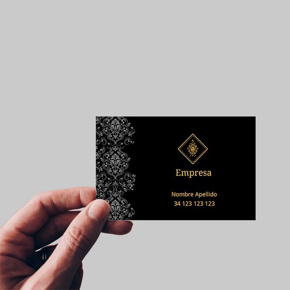 tarjeta de visita españa