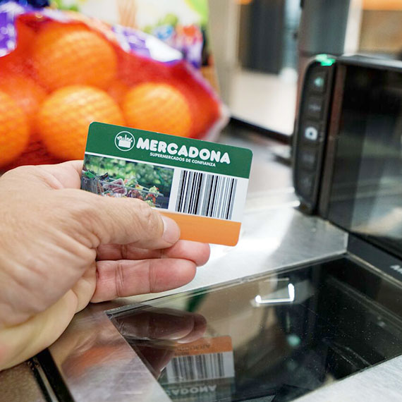 tarjeta mercadona requisitos