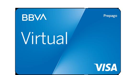 tarjeta virtual prepago
