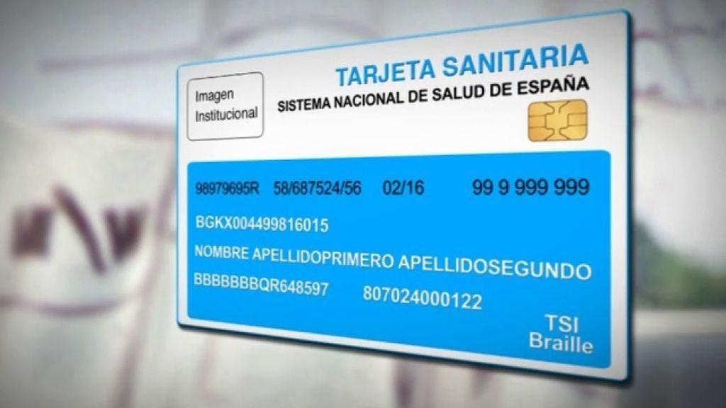 tarjeta sanitaria españa