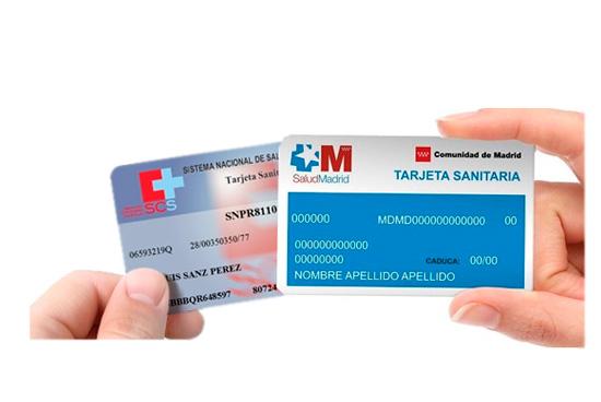 tarjeta sanitaria en españa documentos