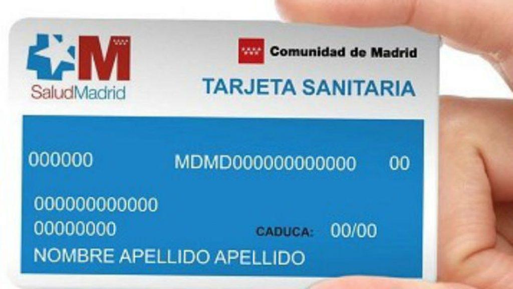 tarjeta sanitaria de españa requisitos