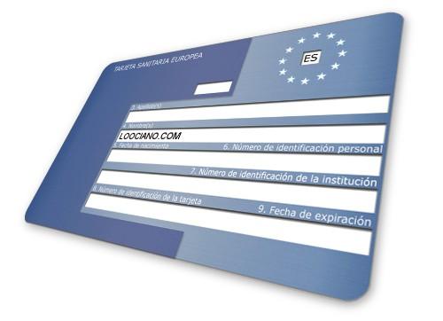 tarjeta sanitaria europea en españa