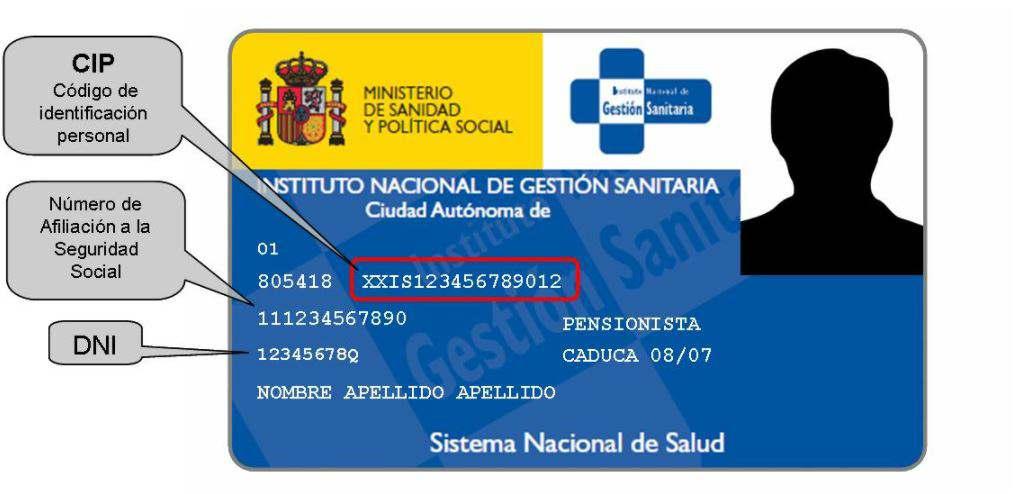 tarjeta seguridad social en españa