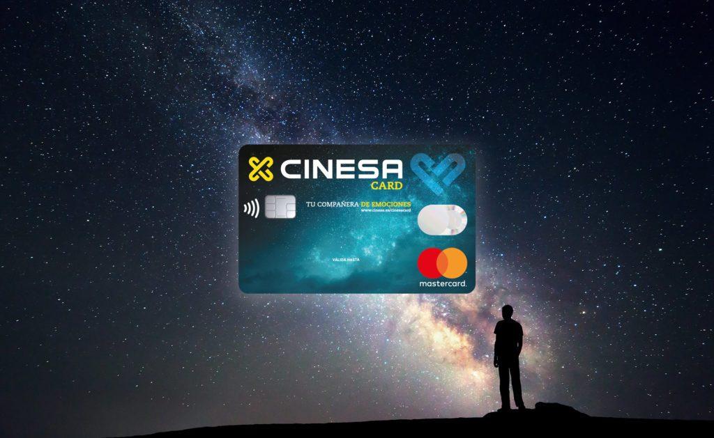 ventajas tarjeta cinesa
