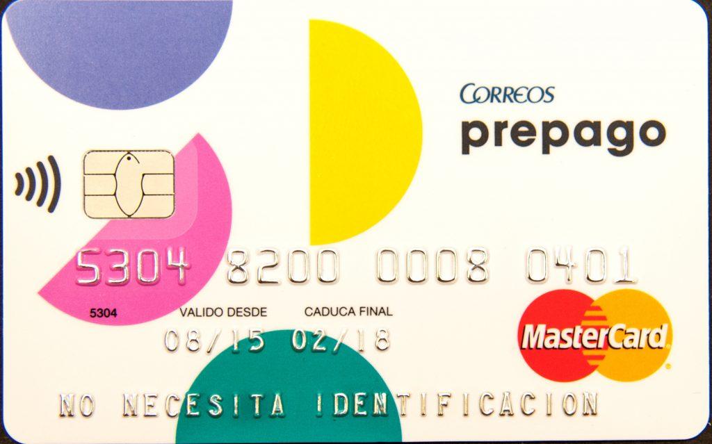 tarjeta correos españa