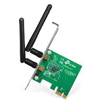 tarjeta de red wifi
