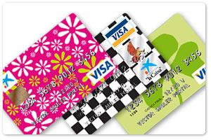 tarjeta debito la caixa