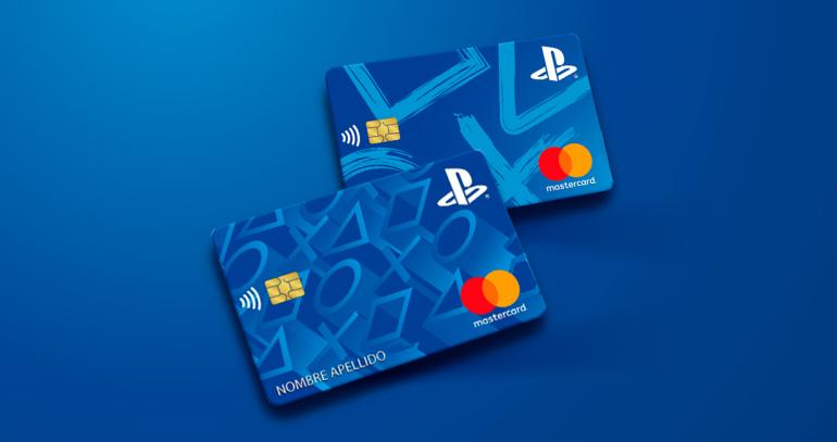 tarjeta de debito playstation