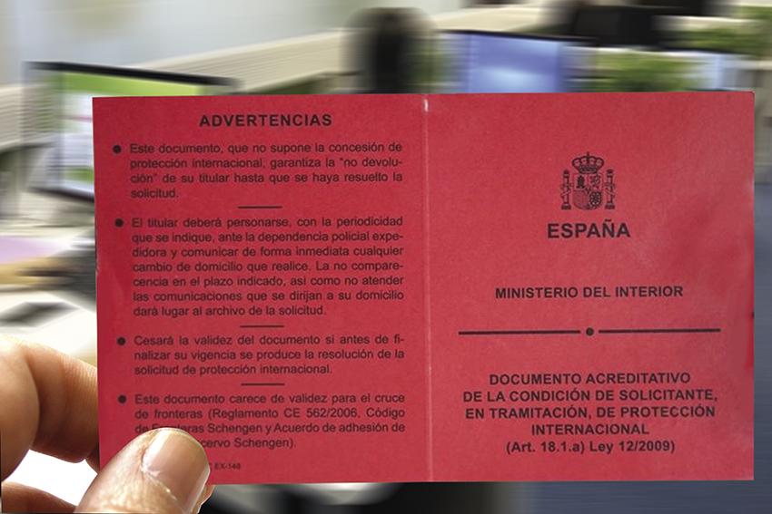tarjeta directa solicitud