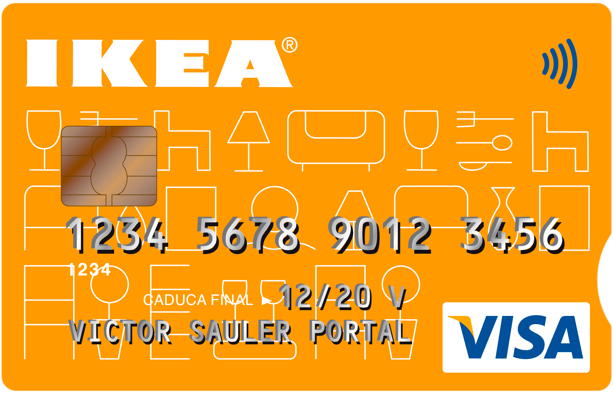 descuento con tarjeta de credito de ikea