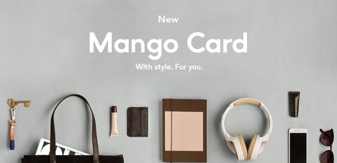 planes de tarjeta mango