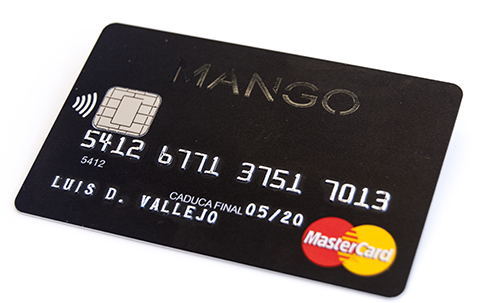 tarjeta mango españa