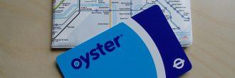 Tarjeta Oyster