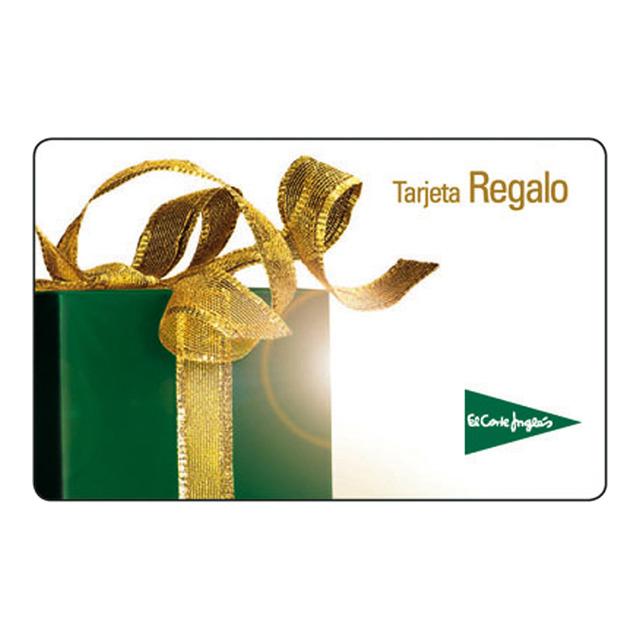 tarjeta de regalo el corte ingles españa