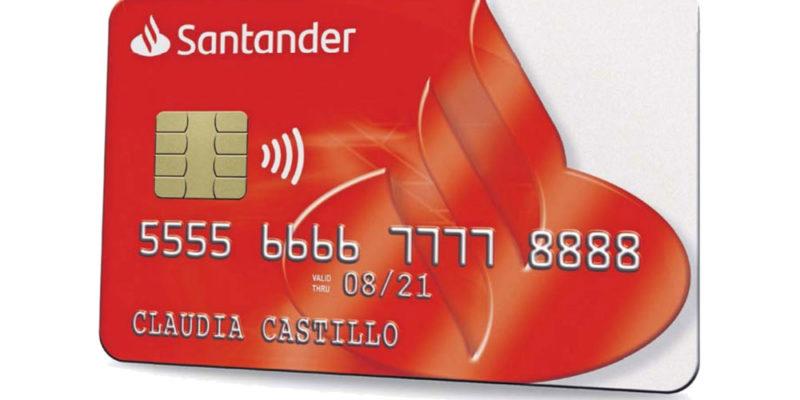tarjeta santander requisitos