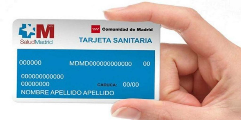 tarjeta seguridad social españa