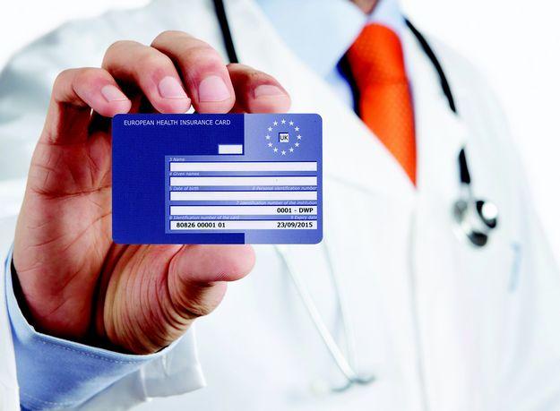 tarjeta sanitaria europea seguridad social