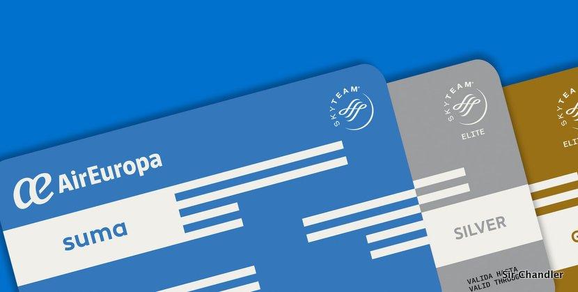 tarjeta air europa solicitar