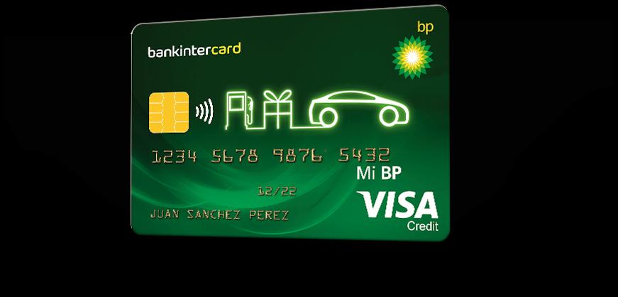 tarjeta de credito bankinter