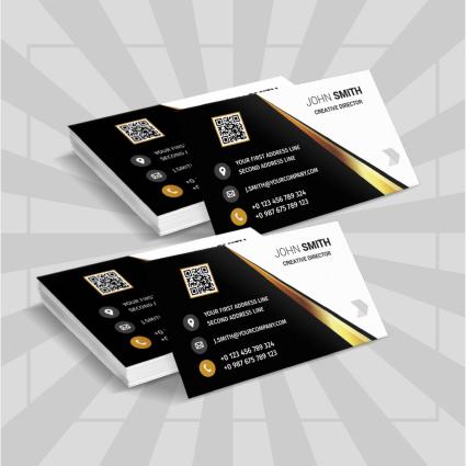 tarjeta de presentacion planes