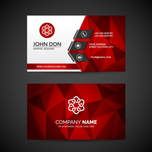 tarjeta de presentacion diseño