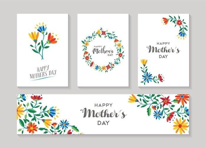 tarjeta dia de la madre especial
