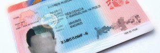 Tarjeta de identidad de extranjero