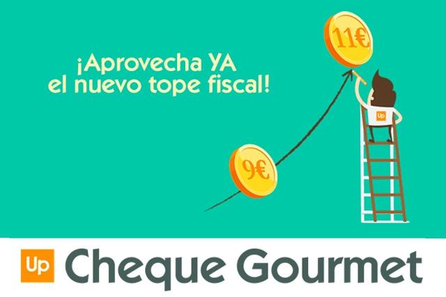 cheque gourmet españa