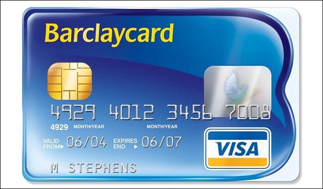 tarjeta de barclays