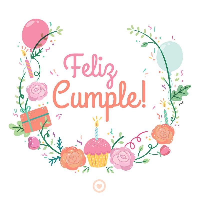 tarjeta de cumpleaños felicitacion
