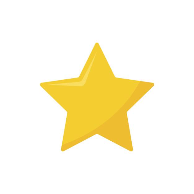 tarjeta estrella