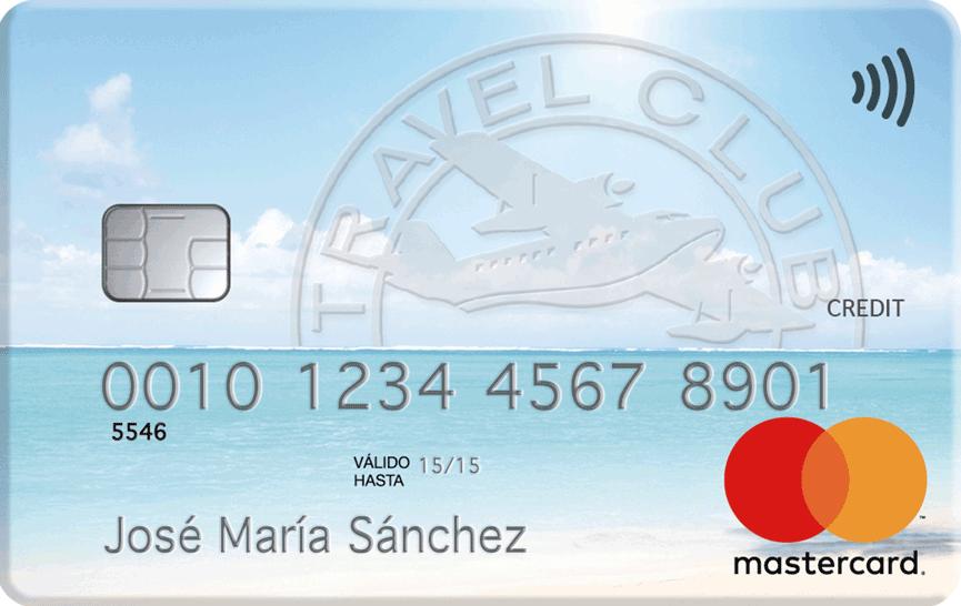 tarjeta mastercard planes