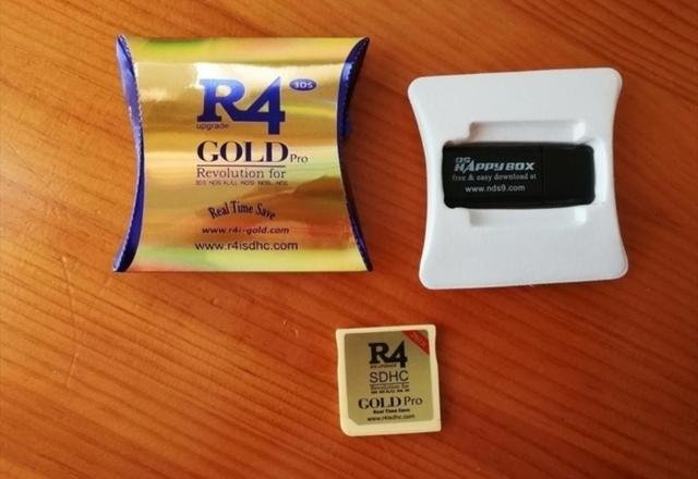 comprar tarjeta r4