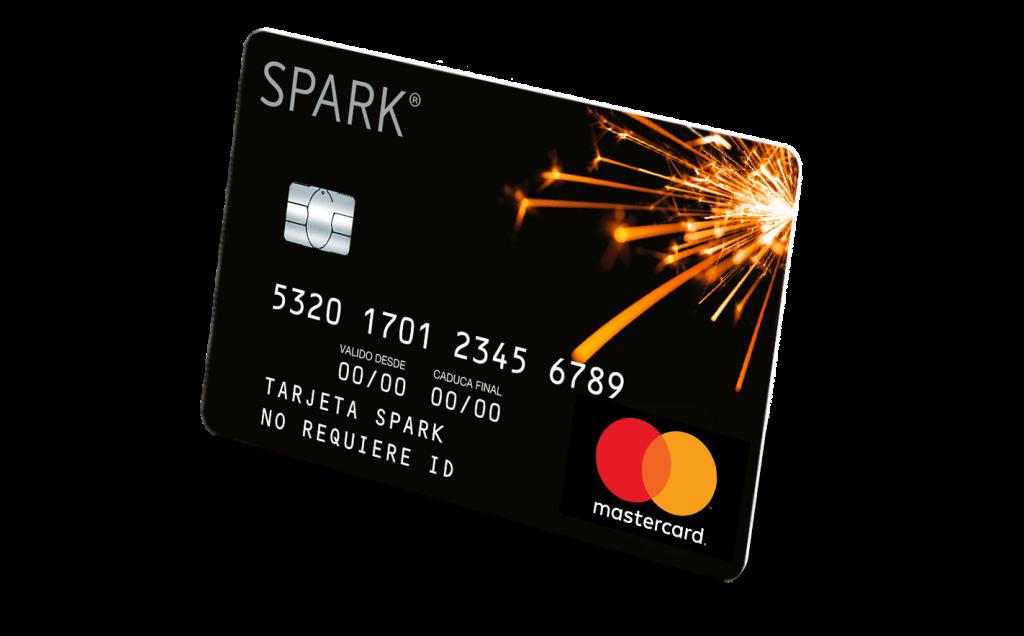 tarjeta spark españa