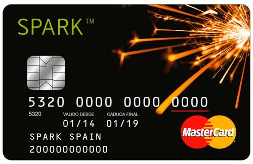 tarjeta spark ventajas