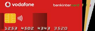 Tarjeta Vodafone