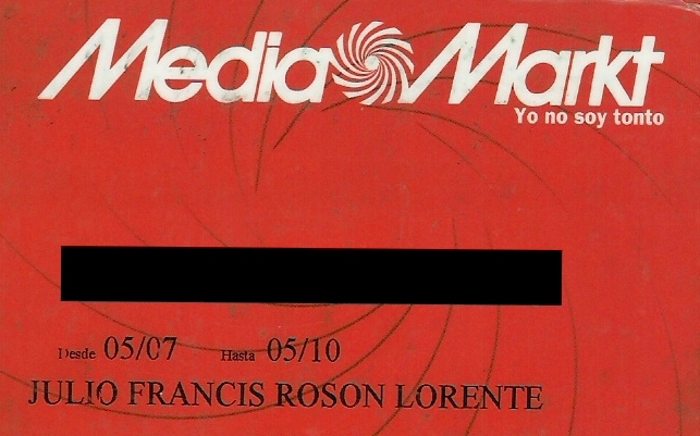 tarjeta media markt