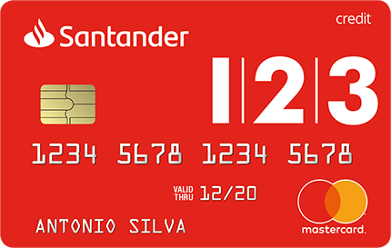 tarjeta credito 123