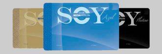 Tarjeta Soy