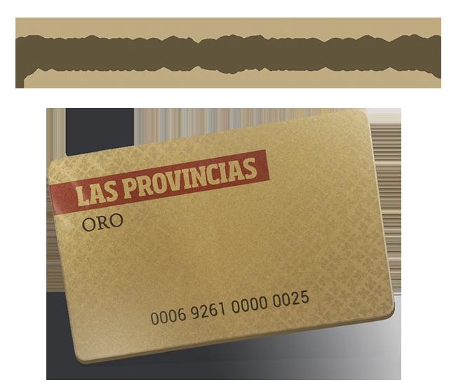 tarjeta las provincias