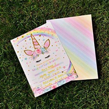 tarjetas invitacipn cumpleaños