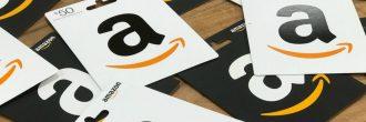 Tarjeta Amazon